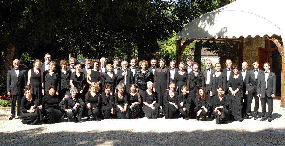Groupe vocal Gymel - Paris