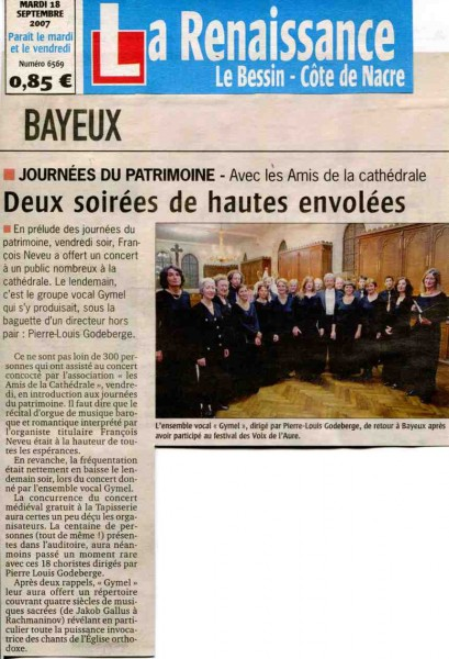 Article-Bayeux